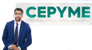 Luis Aribayos, nuevo secretario general de CEPYME